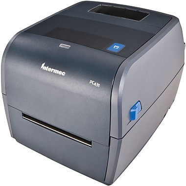 Intermec® PC43T Series Printer, 203 dpi, 7.2in.(H) x 8.3in.(W) x 11.1in.(D)