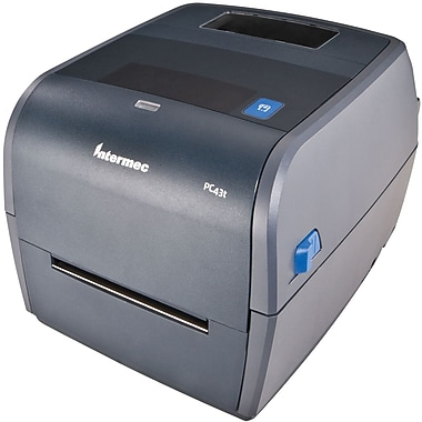Intermec® PC43T Series Printer, 203 dpi, 8.9in.(H) x 8.3in.(W) x 11.1in.(D)