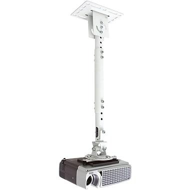 Atdec Telehook TH-WH-PJ-CM Projector Pole Mount, Up to 33 lbs.