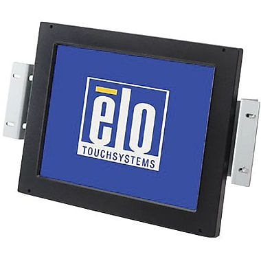 ELO 1247L Steel/Black 800 x 600 Open-Frame 500:1 12in. Active Matrix TFT LCD Touchscreen Monitor