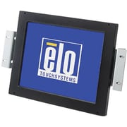 "ELO 1247L Steel/Black 800 x 600 Open-Frame 500:1 12"" Active Matrix TFT LCD Touchscreen Monitor"