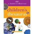Houghton Mifflin Harcourt American Heritage® Children Thesaurus 2013, Hardcover