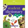 Houghton Mifflin Harcourt American Heritage® Student Dictionary 2013, Hardcover