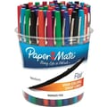 Paper Mate® Liquid Flair® Porous Point Pens, Medium Point, Assorted, 48/Pack