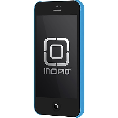 Incipio Feather Case for iPhone 5, Light Blue