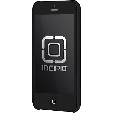 Incipio Feather Case for iPhone 5, Black