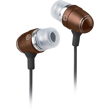 TDK MC300 In-Ear Headphones, Bronze