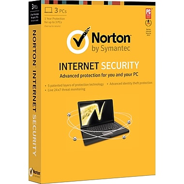 Norton Internet Security 2013 for Windows (1-5 User) [Boxed]