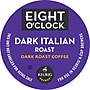 Keurig K-Cup Eight O'clock Dark Italian Roast Coffee,
