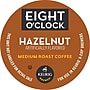 Keurig® K-Cup® Eight O'Clock® Hazelnut Coffee,