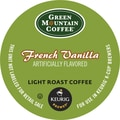 Keurig K-Cup Green Mountain French Vanilla Coffee, Regular, 18 Pack