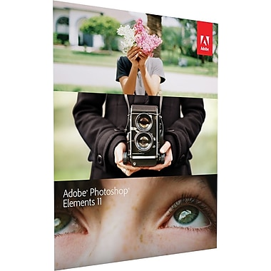 Adobe Photoshop Elements 11 for Windows/Mac (1-User) [Boxed]