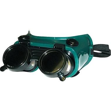 Fibre-Metal® Green Reinforced Flexible Plastic Frame Lift Front Welding Goggles
