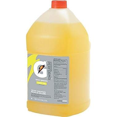 Gatorade® 1 gal Jug 6 gal Yield Liquid Concentrate Energy Drinks
