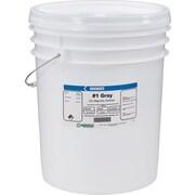 Magnaglo® Magnavis® Gray Dry Method Non-Fluoroscent Magnetic Powder, 45 lb Pail