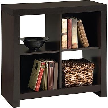 Ameriwood 4-Cube Storage, Black