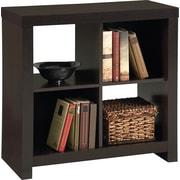 Ameriwood® 4-Cube Storage, Black