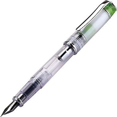Pilot® Prera Fountain Pen with Green Accents, Medium, Each
