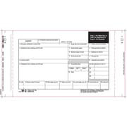 "TOPS® W-2 Tax Form, 8 Part, Mailer, White, 14 7/8"" x 5 1/2"", 100 Forms/Pack"