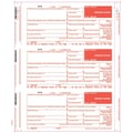 TOPS™ 1099INT Tax Form, 4 Part Mailer, White, 9in. x 3 2/3in., 102 Forms/Pack