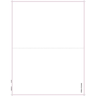 TOPS 1099R Tax Form, 1 Part, White, 8 1/2in. x 11in., 50 Sheets Per Pack