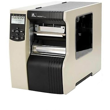 Zebra® Xi™ Series 140-801-00200 High Performance Printer, Monochrome, 5.04in. Print Width
