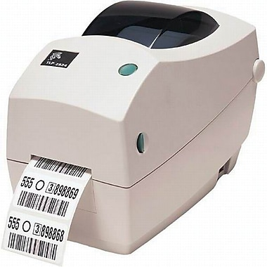 Zebra® 282P-101512-000 LP2824 Series Desktop Printer, Thermal Transfer Or Direct Thermal