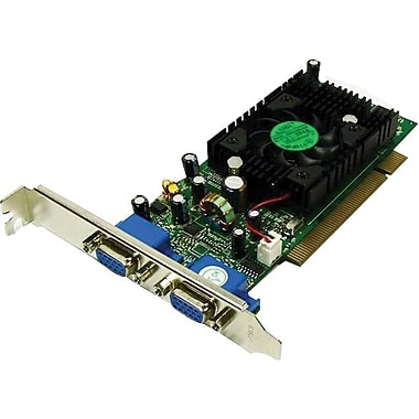 Jaton® NVIDIA® GeForce® VIDEO-228PCI-TWIN Graphics Card, 128 MB DDR