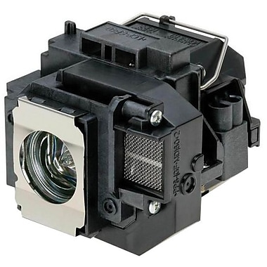 Epson® V13H010L54 Projector Lamp for EX31, EX51, EX71, 705HD LCD Projectors, 200 W