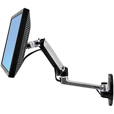 Ergotron® 45243026 LX Wall Mount Arm, Up To 7 - 20 lbs.