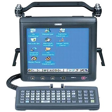 MOTOROLA Fixed/Vehicle Mount Data Terminal, 10.6in.(L) x 12.2in.(W) x 4 1/2in.(D)