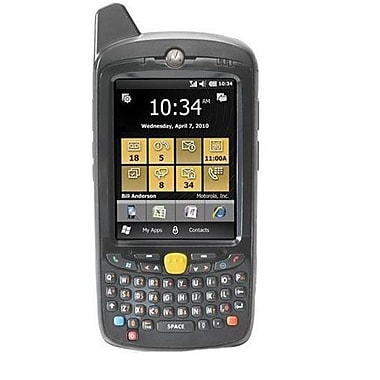 MOTOROLA MC659B-PD0BAA00100 Mobile Computer, 256 MB, Qwerty Keypad