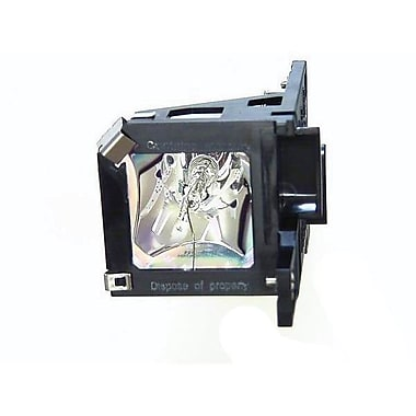 Epson® Replacement Lamp, a user-replaceable lamp, is rated at 130 W.