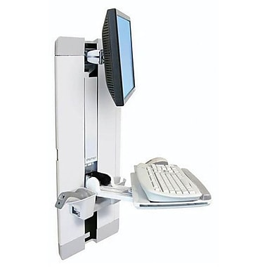 Ergotron® Healthcare StyleView® 60609216 Mounting Kit, Up To 8 - 33 lbs.
