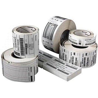 Intermec® Duratran™ II E06176 Top-coated Label, 4in.(W) x 6 1/2in.(L)