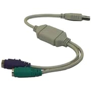 MAGTEK® Serial Data Transfer Cable, 1 x 6 Pin Mini-DIN (PS/2) Male