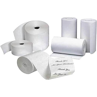 Nashua 8007 Paper Roll, 3 1 / 8