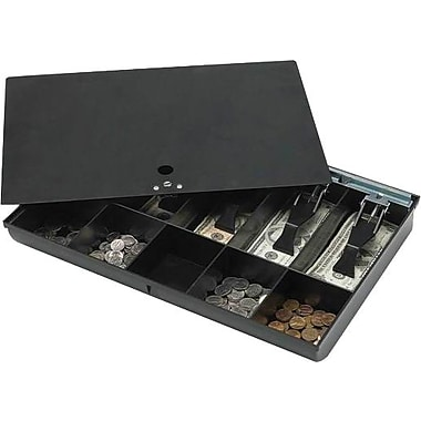 MMF™ MediaPLUS™ 225-2865-04 Cash Drawer, 2 1/8in.(H) x 16in.(W) x 10 7/8in.(D)