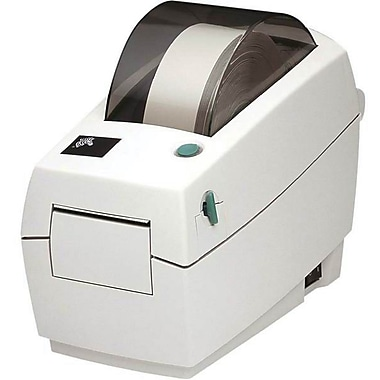 Zebra® 282P-201111-000 LP2824 Series Desktop Printer, 7in.(H) x 5.3in.(W) x 9 1/2in.(D)