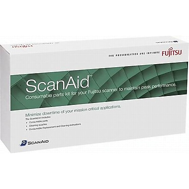 FUJITSU® ScanAid™ CG01000-510501 Scanner Service Kit for fi-5110C, ScanSnap fi-5110EOX2