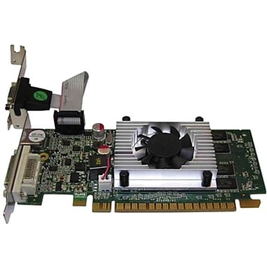 Jaton® NVIDIA® GeForce® VIDEO-PX8400GS-EXI Graphics Card, 512 MB DDR2