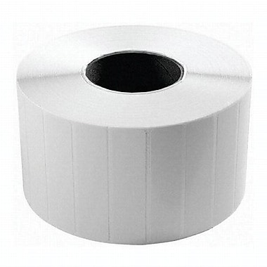 Wasp® 633808403010 Polyester Asset Label, 2in.(W) x 3/4in.(L)