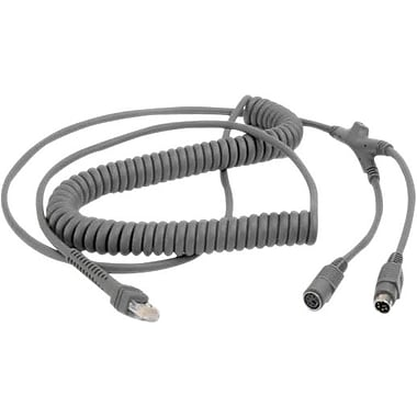 MOTOROLA Keyboard Wedge Cable, 9'(L)