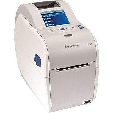 Intermec® PC23D Series Printer, 8 ips Speed, 300 dpi