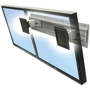 Ergotron® Healthcare Neo-Flex® 28514800 Dual Monitor Wall Mount, Up To 25 lbs.