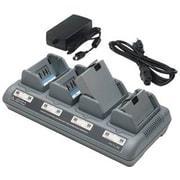Zebra® AC18177-5 Quad Charger For QL 220, QL 220 Plus, QL 320, QL 320 Plus Printers