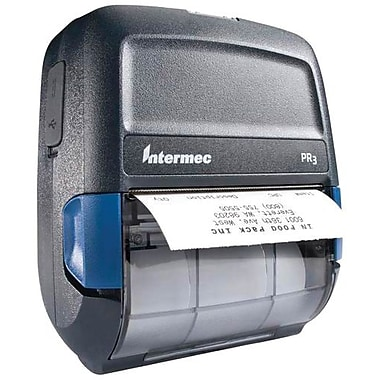 Intermec® PR2 Series Printer with Magnetic Stripe Reader Built-In Device, 3 ips