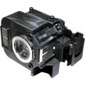 eReplacements ELPLP41-ER Replacement Lamp for Epson Powerlite 78, 170 W