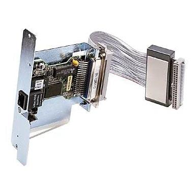 Zebra® ZebraNet® 79823 Print Server, Ethernet 10Base-T/100Base-TX - RJ-45, IEEE 802.2, IEEE 802.3