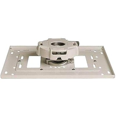 Epson® ELPMBPRG Advanced Projector Ceiling Mount With Precision Gear, White